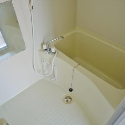 シンプルお風呂!