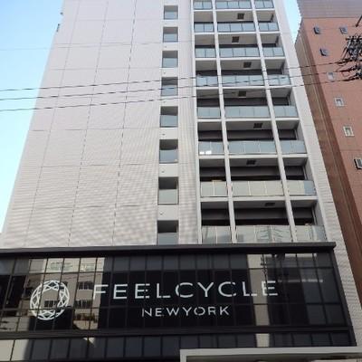 12階建てです。