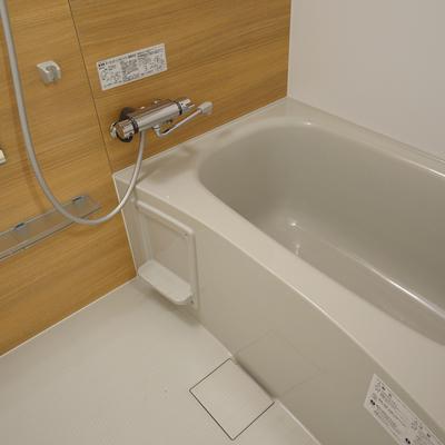 お風呂も新品です!