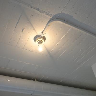 ちょこんと付いた電球にほっとする。