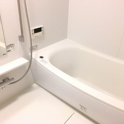 お風呂がとても広いです