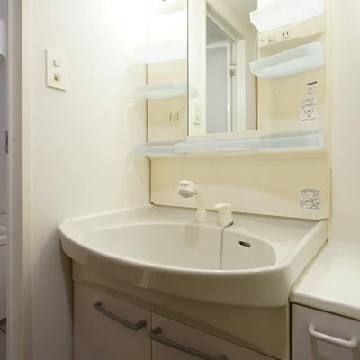 洗面台もしっかり独立!