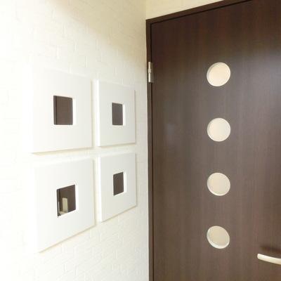 面白いドア〜