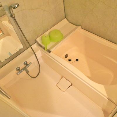 お風呂もゆったり。これだけじゃない!
