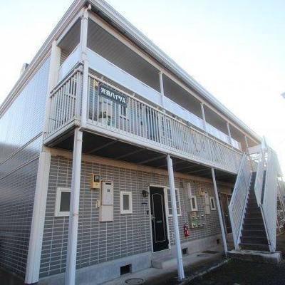 武蔵新城12分アパート