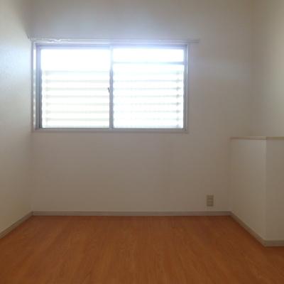洋室にも窓があります。