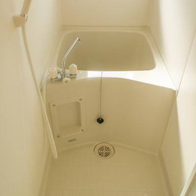 コンパクトですが浴室の換気もバッチリできます。