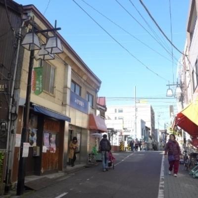 石川台周辺、のどかですね!