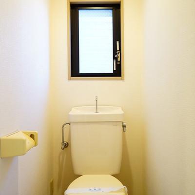 トイレは個室なのも◎