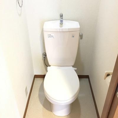 トイレも、スマート感