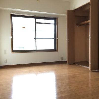 6.2帖中央のお部屋。使いやすそうな作り♪