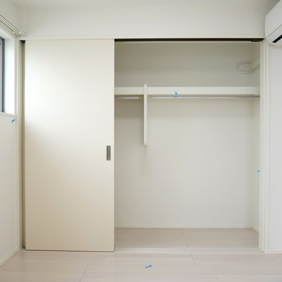 収納スペースは単身なら大容量