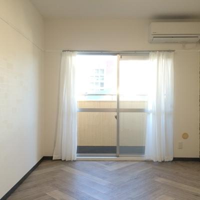 こちらはもう1つのお部屋、左右対称