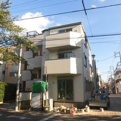尾山台17分アパート