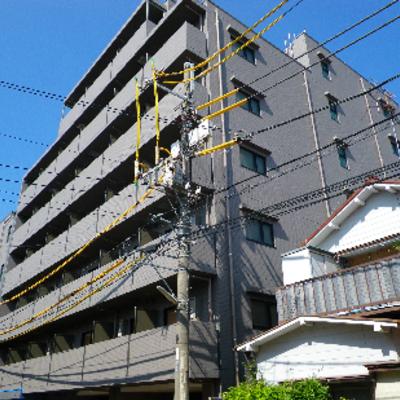 武蔵小杉12分マンション