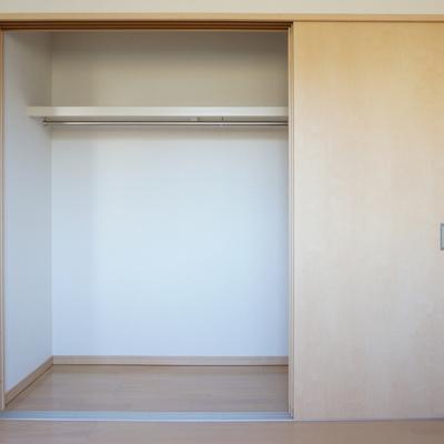 4.4帖:家で一番幅広い収納