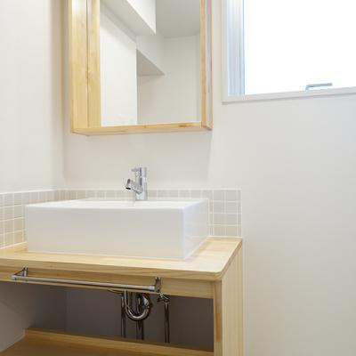 可愛い洗面台も独立!※写真は前回募集時のものです