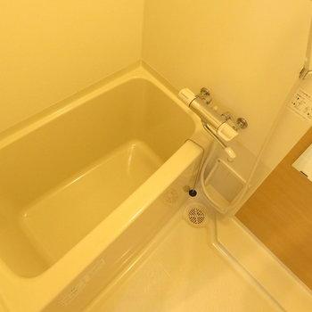 お風呂もきれいです!
