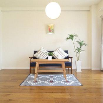INOBUNの家具が似合うんでっす