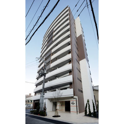 恵美須町3分マンション