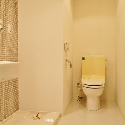 こちらはホテルライクですね。(※写真は3階の同間取り別部屋のものです)