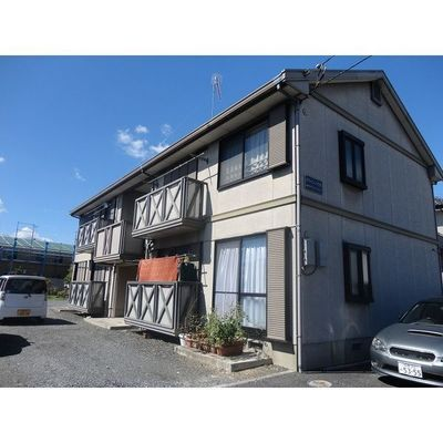 橋本7分アパート