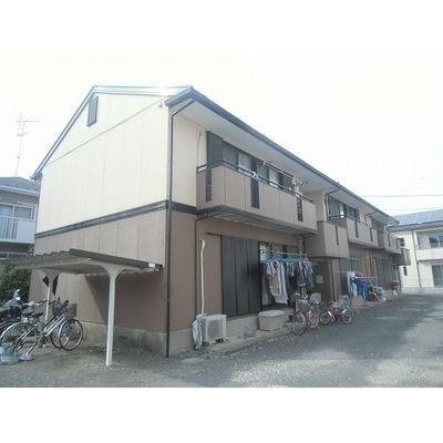 橋本8分アパート