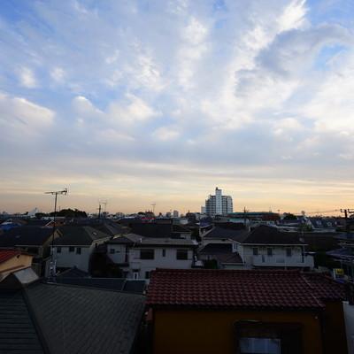 バルコニーからの景色が絶景!※写真は402号室からの眺望