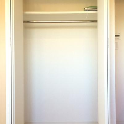 お部屋にあるクローゼット ※写真は前回募集時のものです