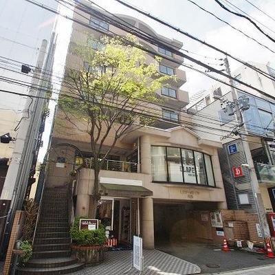 赤坂7分マンション