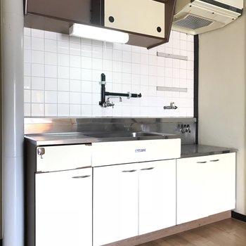 キッチンはこんな感じ。