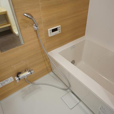 お風呂は新品で追い炊き&乾燥機も!