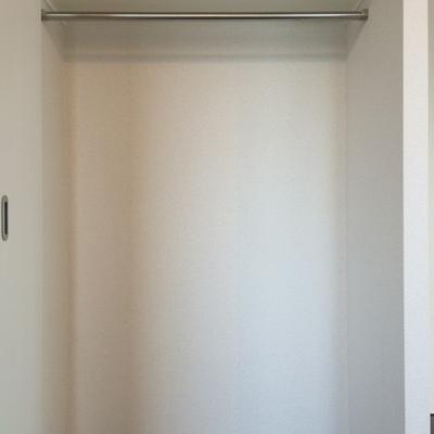 クローゼットはお部屋に1つ。※写真は前回募集時のものです
