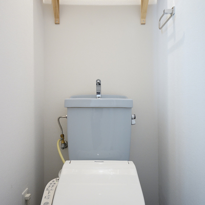 トイレはウォシュレットを新設◎