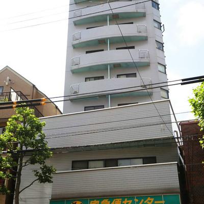 高田馬場10分マンション