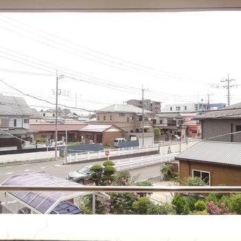 眺望はこうです※2階別部屋同間取りの写真です。