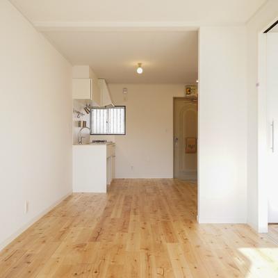 広い空間、贅沢に活用できますね♪※写真は前回募集時のもの