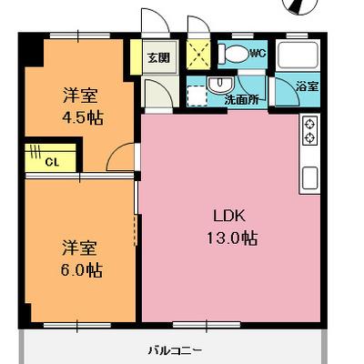 一部屋は収納部屋として使おうかな。