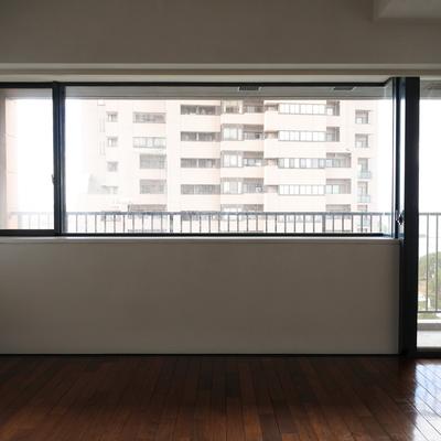 でも。真正面に大きなマンションがあるのが、惜しい、、、