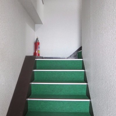 さてさて、次の階へ〜