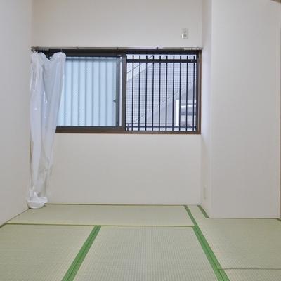 玄関横にお部屋は和室は珍しい!