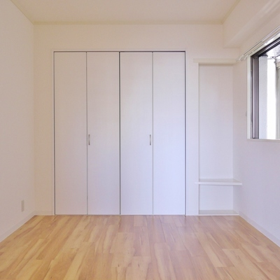 元々和室だった洋室スペース。