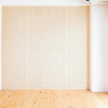 有効ボードを有効的に使って。お部屋をデザインしましょう。※写真は3階の同間取り別部屋のものです