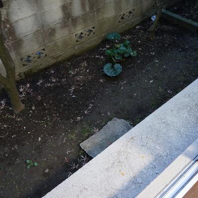 ちょっとした庭気分♪※写真は工事前です