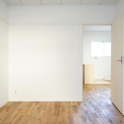 すっきり使いやすい寝室に。※写真は前回募集時のものです