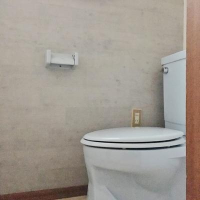 トイレにも窓あり!