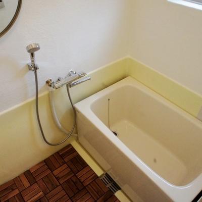 お風呂の床!可愛い!もう! ※写真は前回募集時のものです