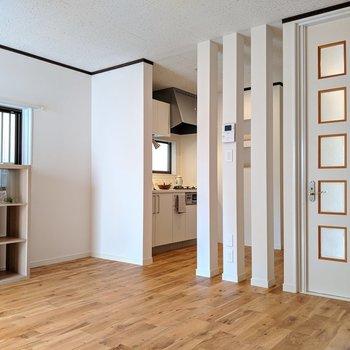 【家具イメージ】自然素材が気持ちいい◎窓も多くて風通しもGOOD!