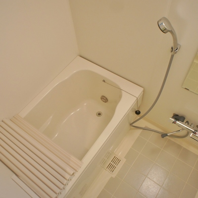 お風呂はこのくらいで十分ですね ※写真は前回募集時のものです