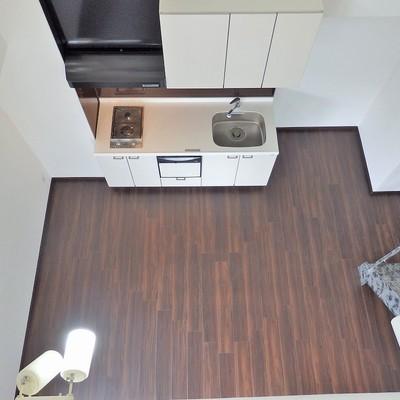 2階より】上からお部屋を見下ろせます。 ※写真は前回募集時のもの